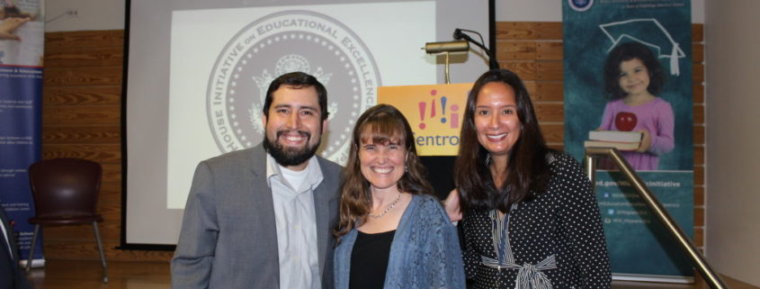 Briya honored by White House as outstanding program in Hispanic education